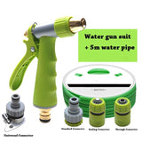 Adjustable Car Wahser Hose Nozzle Sprayer High Pressure Foam Water Gun For Garden Watering/Cars Vehicles Washing Washer