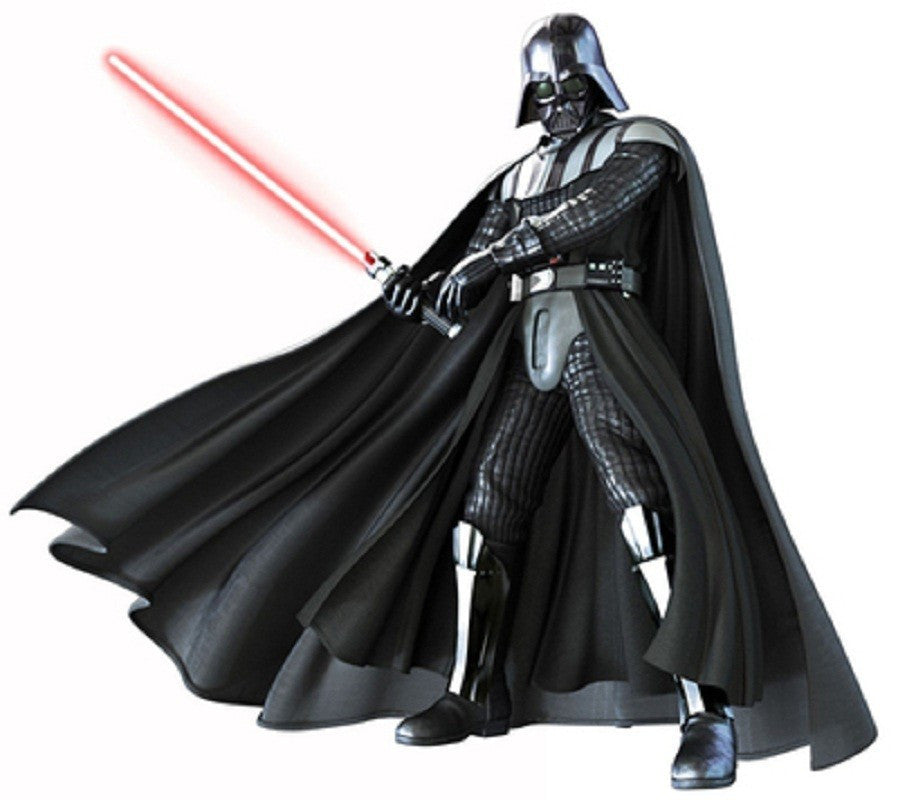2016 Hot Sale Halloween Party Adult Cosplay Costumes Darth Vader Adult Costume Darth Vader Costume With Aurora Sword For Adult
