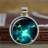Glow in the Dark  Pattern print  necklace keyring bookmark cufflink earring