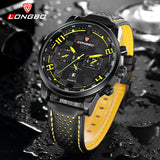 2017 Sport Quartz Watch Men Brand Luxury Famous Fashion Military Calendar Date Wrist Watch Male Clock Hodinky Relogio Masculino