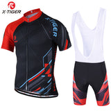2016 X-Tiger Modesti Summer Cycling Clothing/maillot bicycle clothes/ropa Cycling Jerseys/Mountain Bicycle Wear Ropa Ciclismo