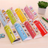 DIY New Cute Kawaii Cartoon Animal Sticky Paper Memo pad for Kids Students School Supplies Korean Stationery Free shipping 251