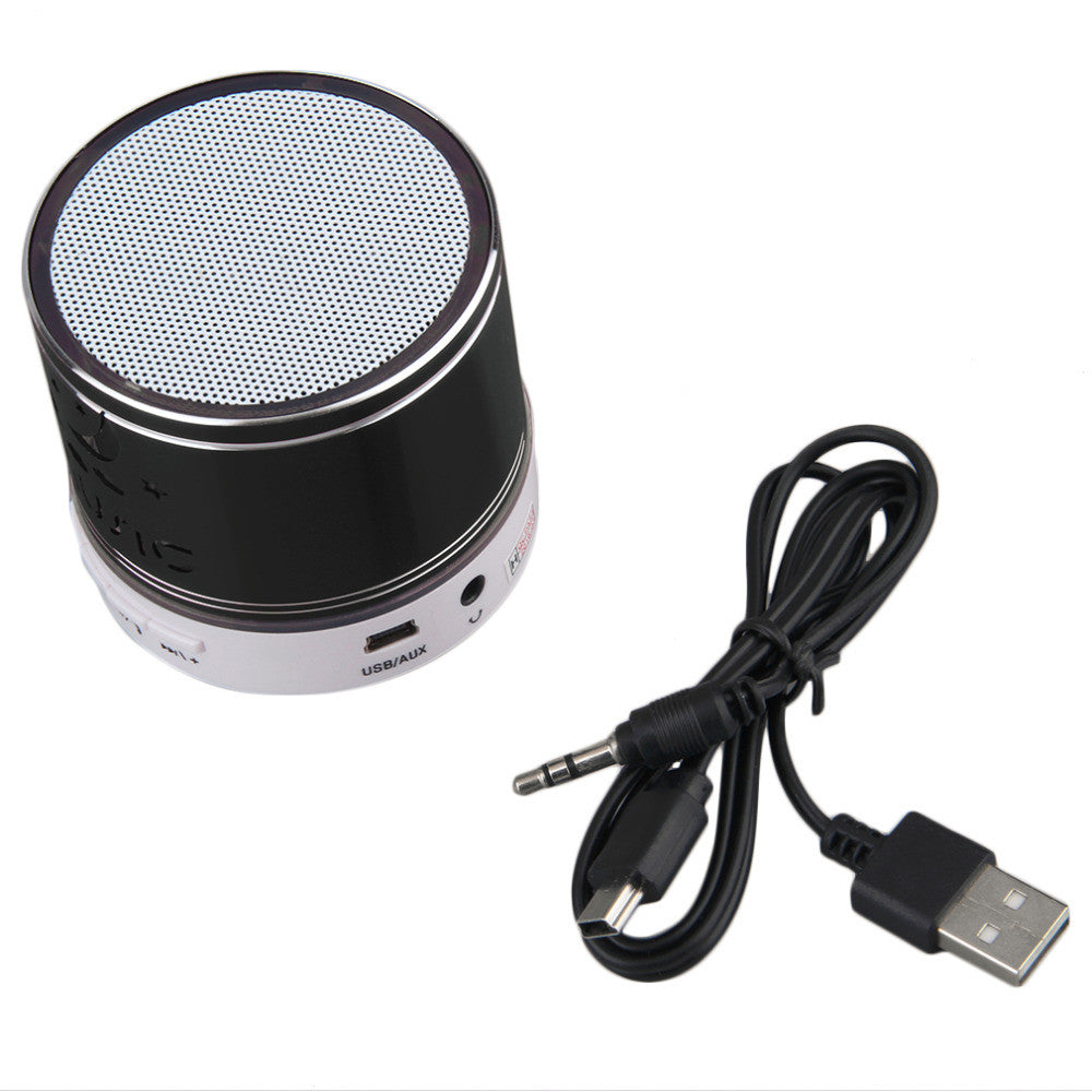 2016 newest Mini S43 Portable Wireless Bluetooth Speaker TF For Cell Phone Laptop PC hot sale