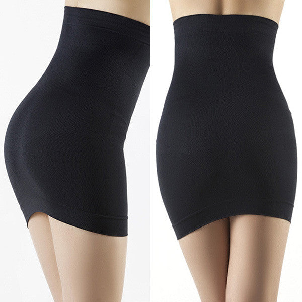 Slimming Body Shapers Seamless Corset Hip Waist Trainer Cincher Shapewear Skirt M L