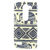 Case For LG Leon Covers 2015 Wholesale Cartoon Cute Graffiti Owl Elephant Bear Flowers Feathers Soft TPU Back Covers Phone Case