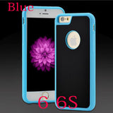 LOVECOM 6 6Plus Anti-gravity Case! New Nanometer Soft Silicon Phone Back Coque Cover For iPhone 6 6S Plus Phone Case