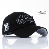 Spring 2016Brand New Cotton Mens Hat NYC Letter Bat Unisex Women Men Hats Baseball Cap Snapback Casual Caps M-18