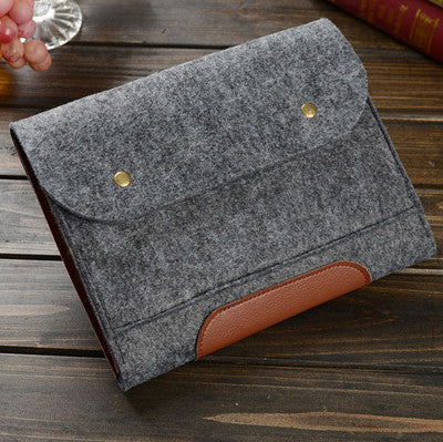 New Notebook Laptop sleeve for Macbook Air/Pro Case Cover 12 13 15 Inch Computer Bag Laptop Bag Best Price  Tablet accessories