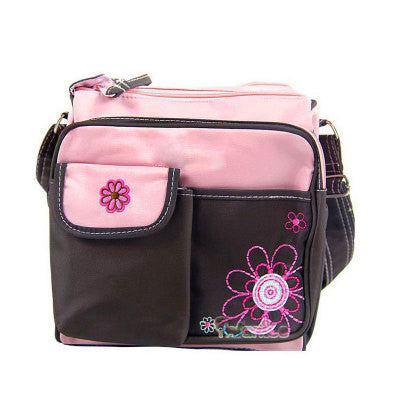Baby Diaper Nappy Portable Small Bags Stroller Bag For Mother& Baby Maternity Changing Capacity Shoulder Handbag B0028