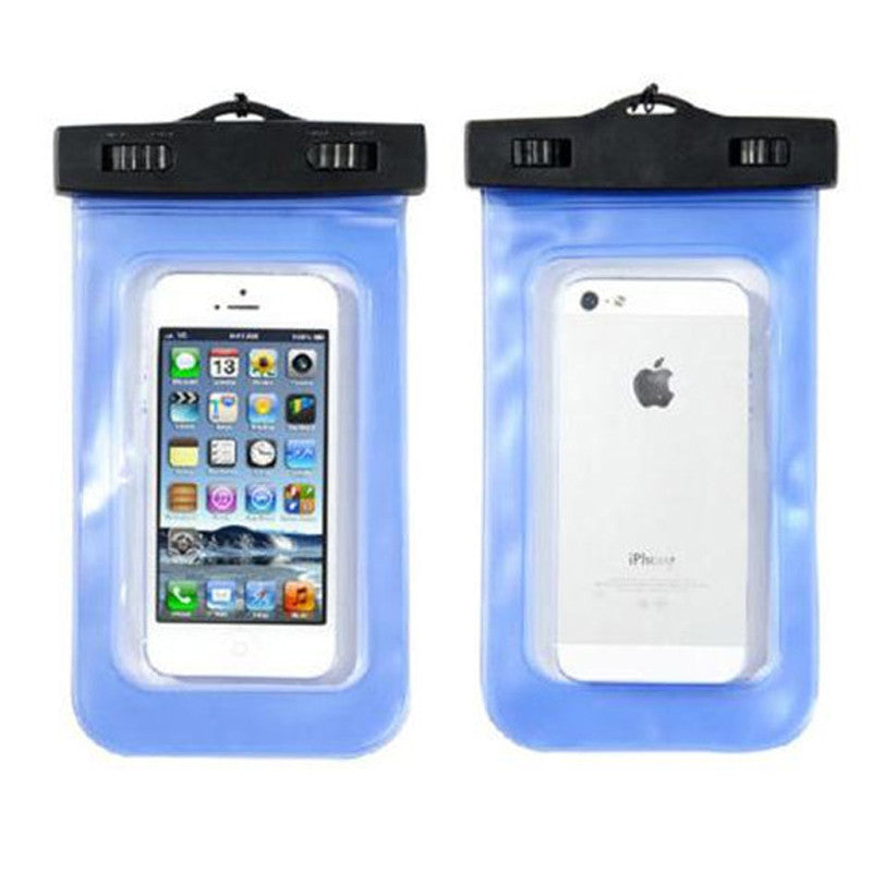 Transparent Waterproof Underwater Pouch Bag Case Cover
