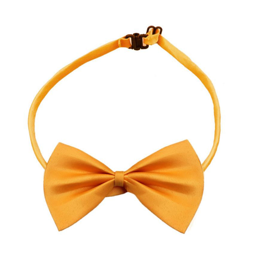 Fashion Bow Tie for Pet Cute Dog Puppy Cat Kitten Colorful Pet Toy Kid Bowknot Tie Necktie party dress up supply