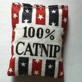 100% linen catnip bags catnip toys different colors supply cat love it pet catnip Free Shipping