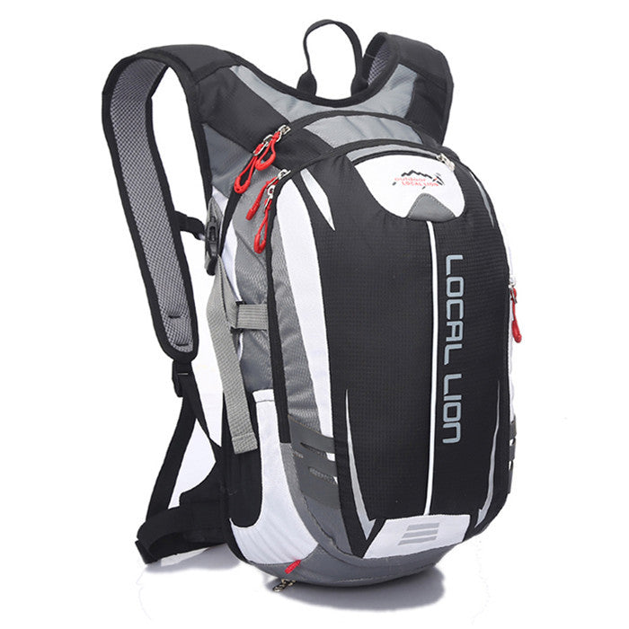 2016 Riding Backpack MTB Outdoor enquipment 18L Suspension Breathable Outdoor Riding Backpack Riding Bicycle Cycling Bag