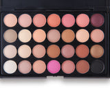 1PC 15 Color Professional Eyeshadow Palette With Brush Makeup Beauty Cosmetic Natural Long Lasting Eyeshadow Cream