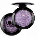 1PCS Quality 12 Color UBUB Professional Nude eyeshadow palette makeup matte Eye Shadow palette Make Up Glitter eyeshadow