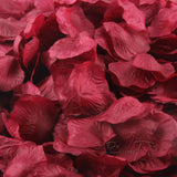 Free Shipping Rose Petals Wedding Decoration Artificial Flowers For Decoration Silk Flowers Decorative Flowers & Wreaths