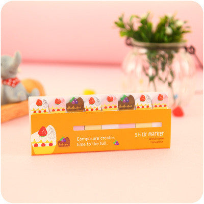 DIY Mini Cute Kawaii Cartoon Animal Memo pad Cat Panda Music Post It Note Paper Stickers Korean Stationery Free shipping 10061
