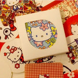 38 pcs/bag DIY Cute Animal Kawaii Girl Paper Sticker Vintage Romantic Love for Diary Decoration Scrapbooking Free shipping 10024
