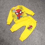 Marvel Comic Classic Spiderman Child Costume, Kids boys fantasia Halloween fantasy fancy superhero carnival party dress