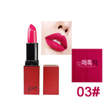 2016 New Arrival BBIA Lipstick Velvet Matte Lip Stick Brand Batom Rouge Waterproof Long-lasting Korean Lip Makeup Cosmetics Set