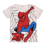 Brand New Summer Style Spiderman T-Shirt For Kids Girls Boys Clothes Baby Children's Clothing Boy Meninos T Shirt Free Shipping
