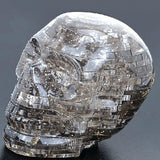 NEW 3D Crystal Puzzle DIY Jigsaw Assembly Model Gift Toy Skull Skeleton Hot Selling