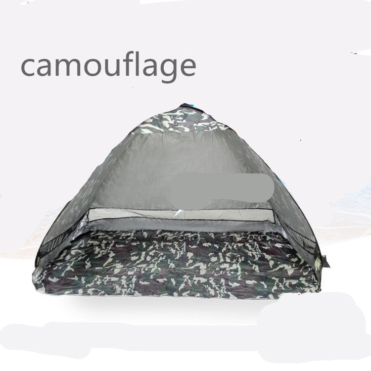 Quick Automatic Opening beach tent  sun shelter UV-protective tent shade lightwight pop up open for outdoor camping fishing