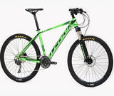 Deore 30 Speed Aluminum Alloy Bike 26x15/17/19 Inch Hydralic Brake And Fork Complete Mountain Bicycle