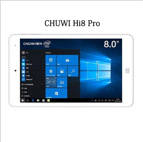CHUWI Hi8 Pro Dual OS Windows10 + Android5.1 tablet pc 2GB/32GB Intel Cherry Trail Z8300 1.84GHz IPS 1920*1200 tablet android