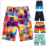 Sexy Beach Shorts Men Swimwear Brand Men Swimsuits Surf Board Beach Wear Man Swimming Trunks Boxer Shorts Swim Suits Pouch