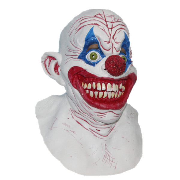 X-MERRY FREE SHIPPING Halloween Scary Latex Mask Movie Full Head Horror Costume Mask Theater Prop