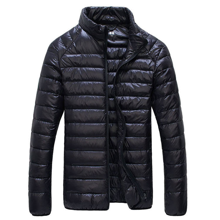 Ultralight Men Winter Jacket