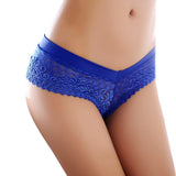 Amazing Sexy Panties Women Low Waist Lace Thongs and G Strings Underwear Ladies Hollow Out Underpants Oct20