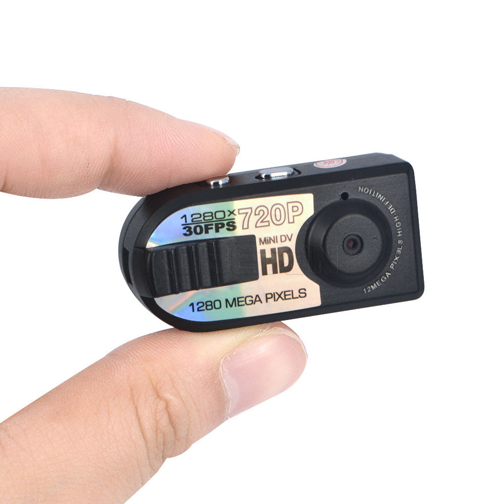 New arrival Smallest Full HD 720P Mini DV DVR Camera Camcorder Night Q5 miniature camera infrared night vision camera shoot