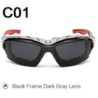 [NaturalHome] Brand Cycling Eyewear Sport Cycling Glasses Polarized Sunglasses Men Women Bike Bicycle Mtb Sunglasses Goggles