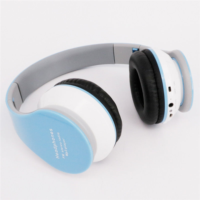 Wireless bluetooth foldable gaming headset headphones earphones big auriculares fone de ouvido For IOS Andorid Smart Phone PC