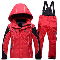 New arrival Brand  Children's ski&snowboard suits thick warm windproof&waterproof jacket and pant for boys and girls