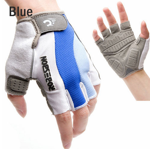 [NaturalHome] Brand Cycling Bicycle Half Finger Gloves Men Mtb Bike Motocross Gloves Luvas Guantes Bicicleta Invierno Ciclismo