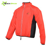 ROCKBROS Waterproof Reflective Breathable Windproof Cycling Clothing Bike Bicycle Cycle Vest Sleeveless Jersey Jacket