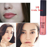 Maquiagem Brand Soft Matte Lip Cream Lip Gloss 12 Colors Red Velvet Waterproof Liquid Lipstick Lipgloss Matte Lips Makeup