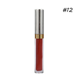 15 Colors red velvet lipstick Nude Lip Gloss Velvetine Matte lipstick rouge  liquid matte lipstick lot beauy Cosmetics M02422