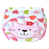 Newborn baby cloth diaper waterproof TPU panties cloth diapers training pants diaper cover