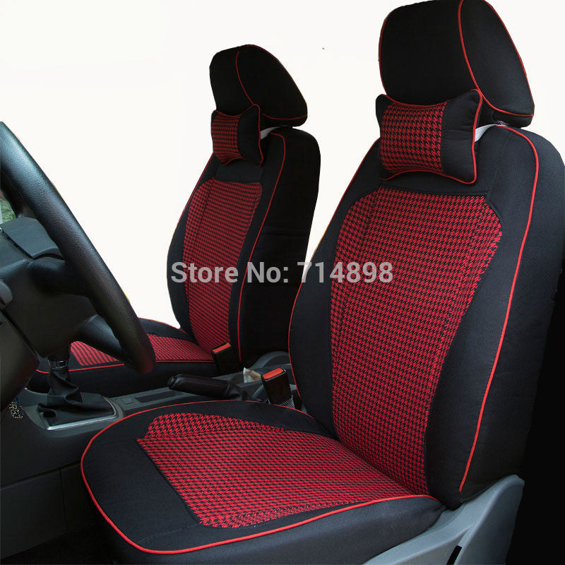 car seat cover fully cover proper fit  for changan benni alsvin V3 V5 CX20 CX30 CS35 fully covered seat cover car accessory