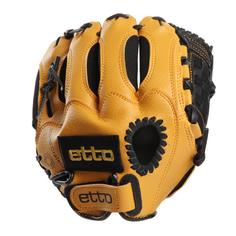 10 Inches Children Baseball Gloves Left or Right Hand High Quality Professional Baseball Gloves XK-HOB001 - Blobimports.com