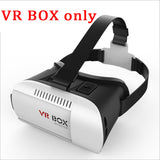 Google cardboard VR BOX Version Virtual Reality Glasses 3D glasses + Smart Bluetooth Wireless Mouse / Remote Control Gamepad
