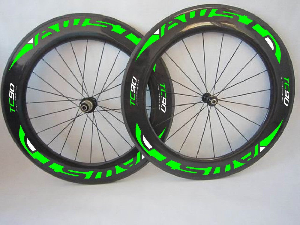 Road Bike 88mm clincher Carbon Wheels complete Carbon fiber Wheelset matte/mat Carbon wheels Tubular full Carbon Wheels
