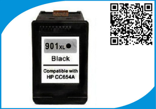 1 PK For HP 901XL Black Ink Cartridge For HP 901 XL DJ 4600 4660 4680 J4500 J4524 J4535 J4540 J4550 J4580 J4585 printer - Blobimports.com