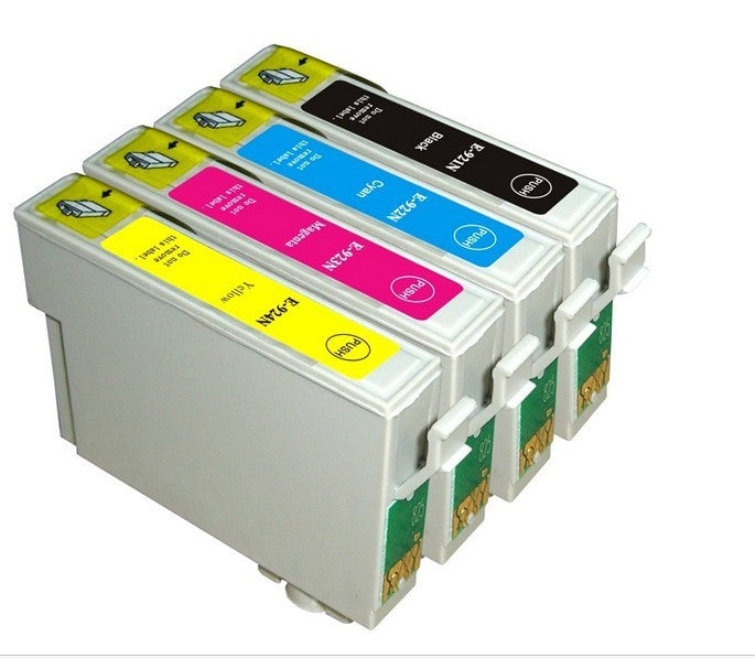 for epson 92 92N T0921N-T0924N compatible ink cartridge for EPSON Stylus C91/CX4300/T27/T26/T27/TX106/TX109/TX117 printer