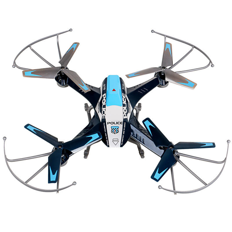 Cdragon Blair A9 super remote control four axis aircraft toy plane disc rotor UAV children fall.