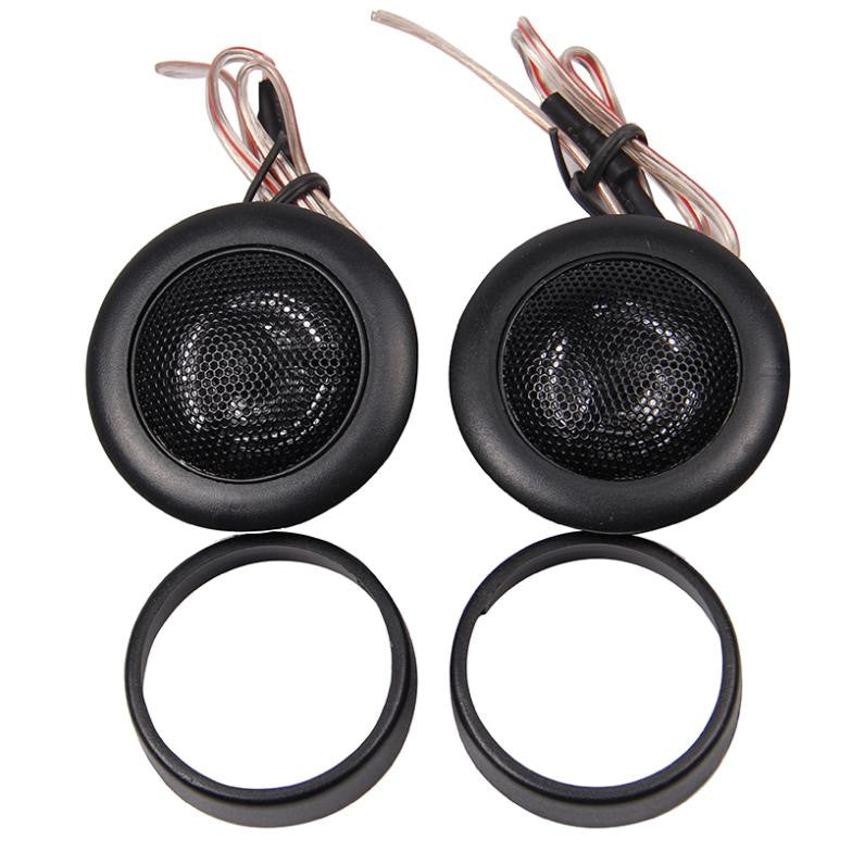 In stock 200W Super Speaker Power Loud Dome Tweeter Horn Loudspeaker For Motocycle Car Free Shipping